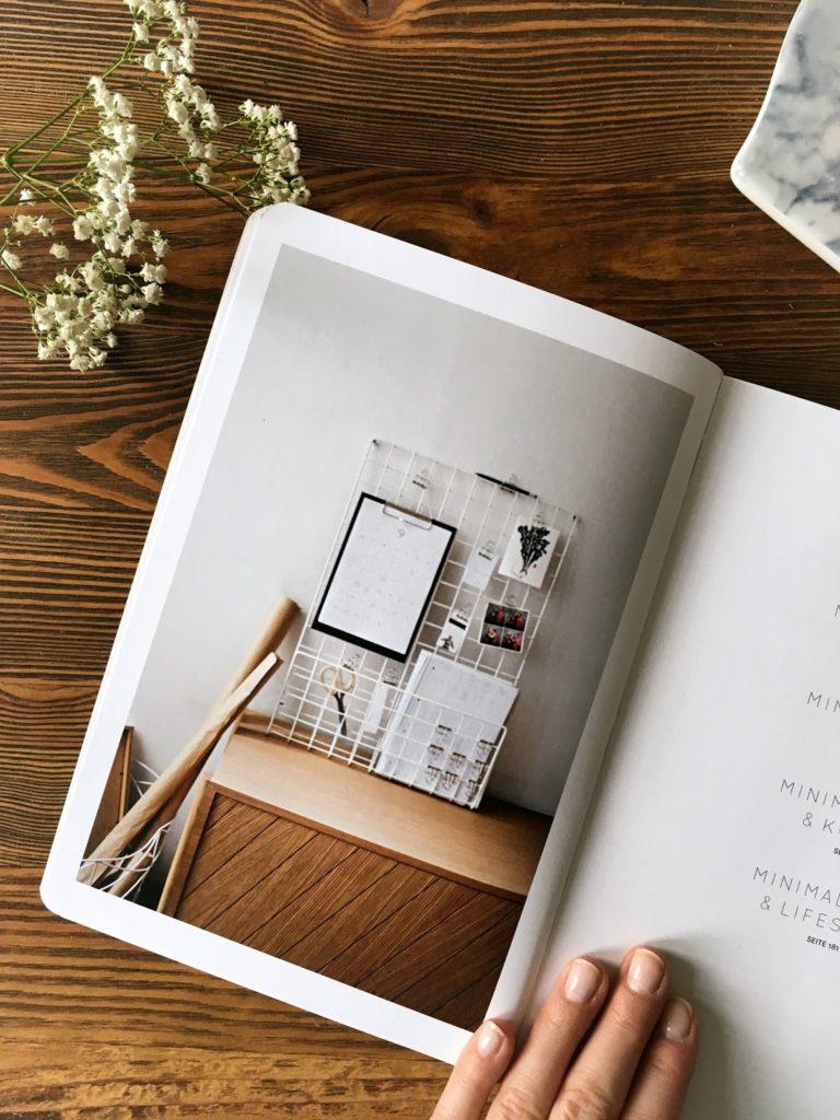 Review buch einfach leben mari dalor for Einfach leben minimalismus