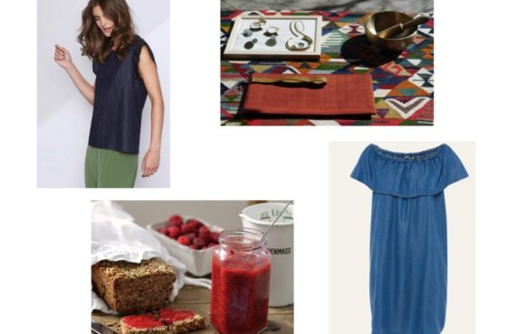 FRIDAY FAVS // DENIM-LIEBE, EARTH DAY & BROT-ZEIT