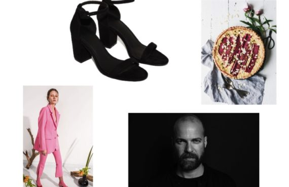 FRIDAY FAVS // LABEL WATCH, KUCHEN-LIEBE & LUCKY GIRLS