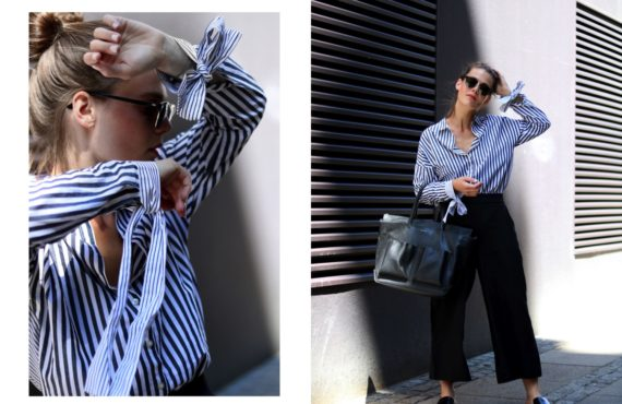 THE CULOTTE – THREE WAYS TO WEAR