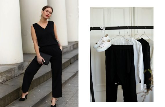 THE JUMPSUIT – THREE WAYS TO WEAR